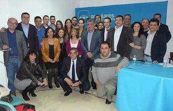 Congreso local en Calzada de Calatrava