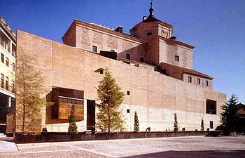 Centro Cultural San Marcos de Toledo. Imagen:toledo-travelguide.com