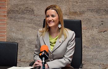 Vanessa Irla.