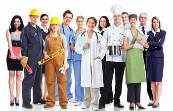 Trabajadores. Archivo.