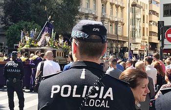 Foto Policía Local.