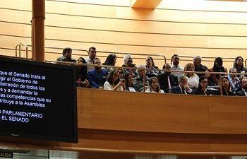 Moción del PP que reclama la libertad de los presos políticos en Venezuela