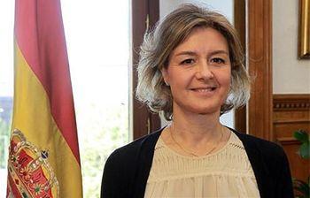 Foto de la Ministra Tejerina (Ministerio)
