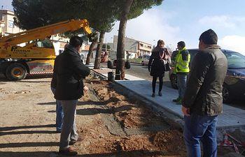 Ayuntamiento de Bolaños de Calatrava destina 75.000 euros a la reforma del parque García Lorca del municipio.
