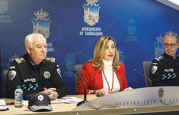 Presentación Operativo de Seguridad de la Policía Local para las fiestas navideñas