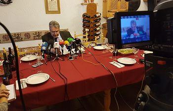 Gregorio Martín-Zarco se despide de la prensa comarcal