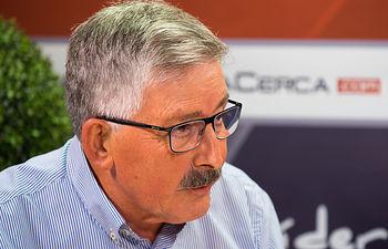 Juan Antonio Mata, sindicalista.