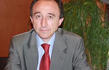 El consejero de Salud y Bienestar Social, Fernando Lamata.