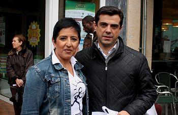 Javier Cuenca ha participado en los actos del Día Mundial del Parkinson