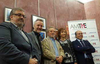Presentación  premios Pepe Isbert.