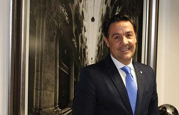 Juan José Moreno, presidente FITECAM.