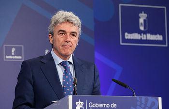 Leandro Esteban. Foto: JCCM.