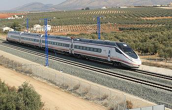 Tren Avant de Renfe. Foto de Archivo.