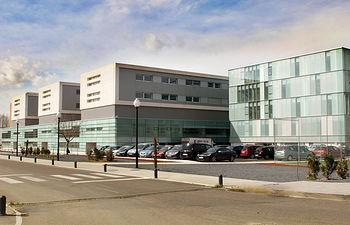 El Hospital Nacional de Parapléjicos, finalista de los Premios 'New Medical Economics 2016'. Foto: JCCM.