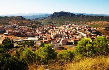 Elche de la Sierra (Albacete). Archivo.