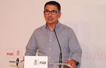 José Carlos Díaz, secretario de Empleo de la Ejecutiva Provincial.