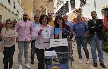 Presentación del programa electoral PP La Roda.