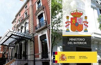 Sede Ministerio del Interior (Foto.archivo)