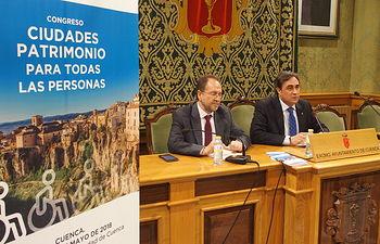 Presentación Congreso 'Ciudades Patrimonio para Todas las Personas'