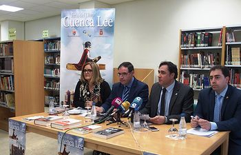 Presentación Feria del Libro 2019.