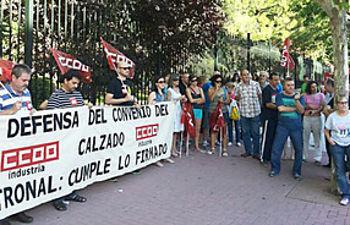 Concentración día 30 de junio en Fuensalida