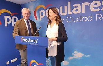Rosa Romero, diputada nacional del PP de Ciudad Real.