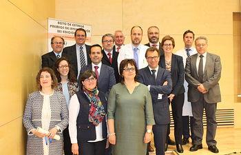 XXI Premios de Investigación de la Gerencia de Atención Integrada de Albacete