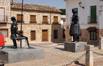 Finca Venta de Don Quijote está muy proxima a la localidad de El Toboso (Toledo).