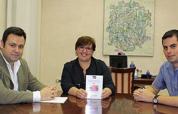 Carmen Olmedo con el Duo Belcorde