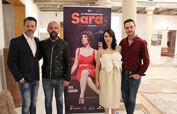 """""""Mi última noche con Sara"""" en Alcázar"""