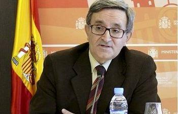 El secretario de Estado español de Investigación, Felipe Petriz. EFE