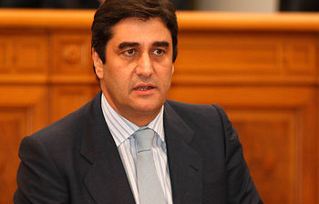 José Ignacio Echániz. Foto: JCCM.