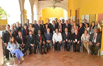 AEMET Reunión Cartagena de Indias. Foto: Ministerio de Agricultura, Alimentación y Medio Ambiente