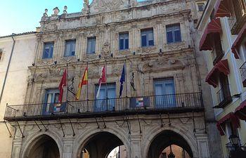 Ayuntamiento de Cuenca.