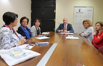 Reunión DG Acción Social y Asamblea Cooperación por la Paz