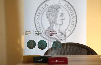 Premios 'Columela'. Foto: Foto:Alvaro Ruiz//JCCM