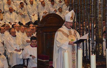 Don Francisco Cerro Chaves, arzobispo de Toledo.