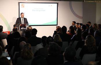 Presentación Plan de igualdad de Ineco.