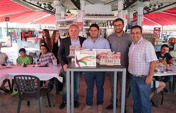 La Denominación de Origen Vinos La Manchuela, la I.G.P. Cordero Manchego y los Miguelitos de La Roda participan en las catas comentadas de Diputación