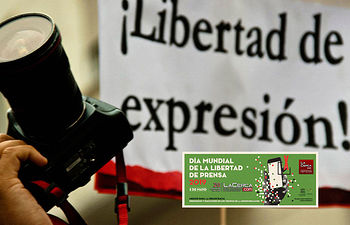 Libertad de Expresión-1- Con logo La Cerca