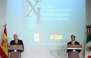 Margallo en Mexico