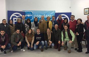 Renovación Junta Local PP El Casar.