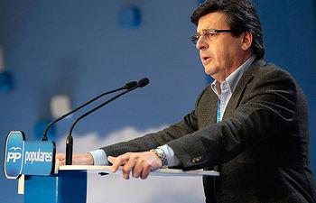 El secretario ejecutivo de Política Autonómica del PP, Juan José Matarí