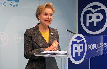 Carmen Quintanilla.