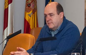 Braulio Carlés, presidente de la Red europea de lucha contra la pobreza y la exclusión social en Castilla-la Mancha (EAPN-CLM) y responsable de ACCEM en la región.