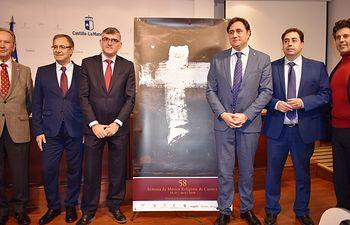 Presentación de de la programación de la 58 edición de la Semana de la Música Religiosa de Cuenca.