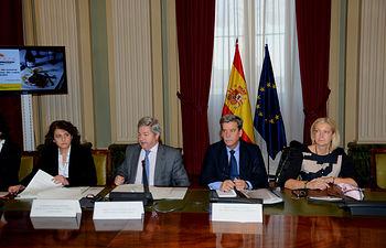 El Consejo General de las Organización Interprofesionales Agroalimentarias aprueba el reconocimiento de las nuevas Interprofesionales del Vino de España (OIVE) y de la Carne de Vacuno (PROVACUNO). Foto: Ministerio de Agricultura, Alimentación y Medio Ambiente