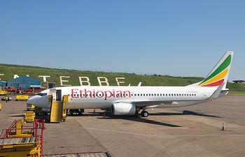 Ethiopian Boeing 737 - Wikipedia - Archivo.