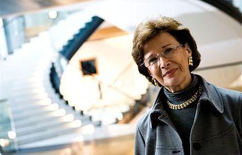 Pilar Ayudo, eurodiputada.