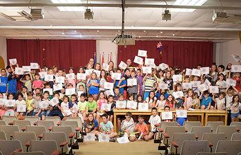 IX Jornadas de Educación Vial Escolar de Argamasilla de Alba.